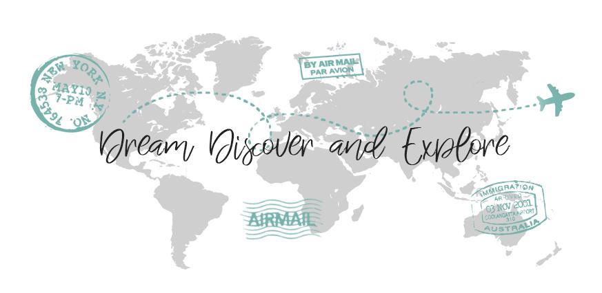 Dream Discover and Explore
