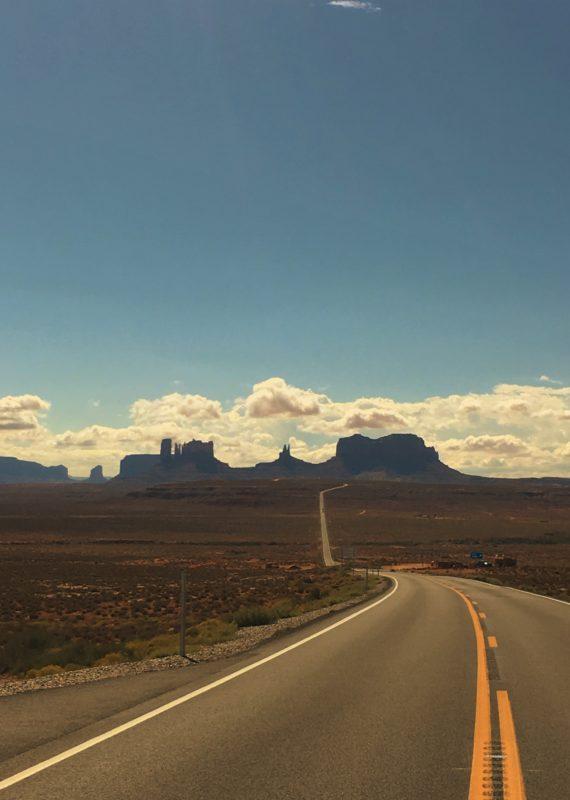 Ma playlist «road trip aux USA»