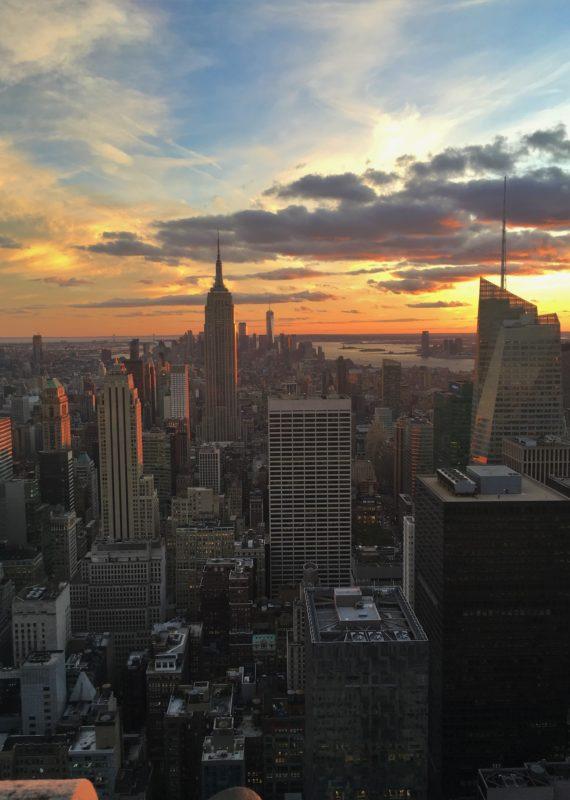 La plus belle vue sur Manhattan : Top of the Rock ou Empire State Building ? mon comparatif
