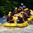 A l'assaut de la Rivière Rouge en rafting avec Nouveau Monde