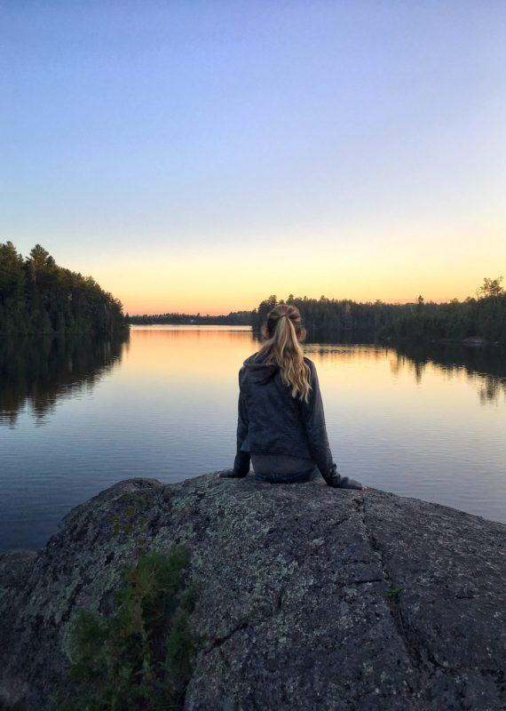 Un week-end de rêve (et des ours) à la Pourvoirie du Lac Blanc