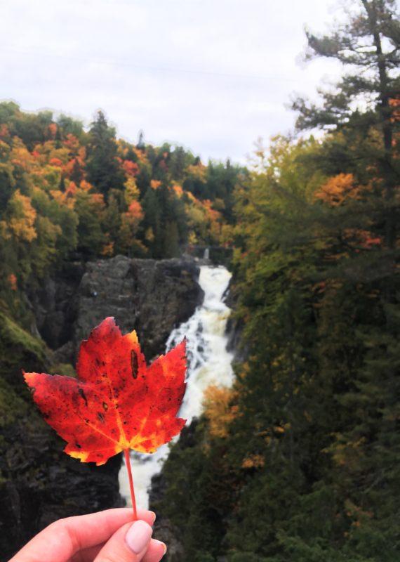 Couleurs d'automne au Québec en 10 photos
